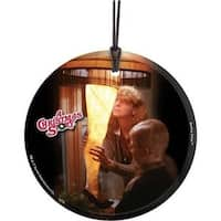 Trend Setters SPCIR409 A Christmas Story Leg Lamp Hanging Glass Print
