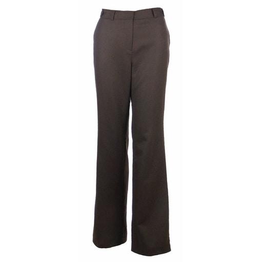 Sutton Studio Women's Cashmere Flare Dress Pants