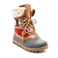 Baretraps Yaegar Women's Boots Whiskey/Dark Brown