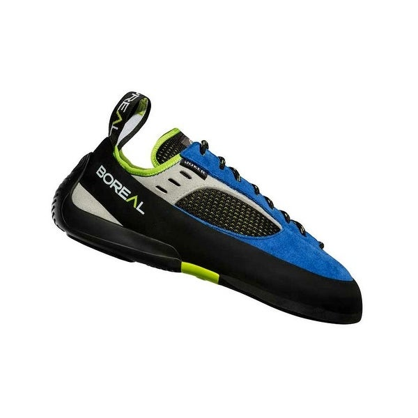 Boreal Climbing Shoes Mens Joker Lace Up PU Air Net Lining