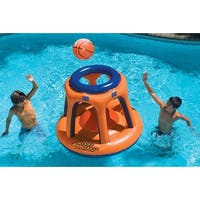 Water Sports Inflatable Giant Floating Shootball Swimming Pool Game - Blue