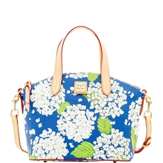 Dooney & Bourke Hydrangea Small Satchel (Introduced by Dooney & Bourke at $198 in Jan 2016)