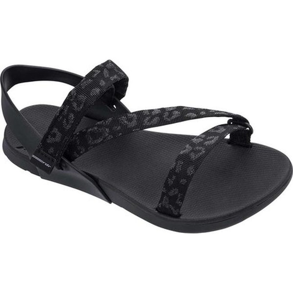 ce4c0601bef2 Shop Rider Women s RX Active Sandal II Black Black - On Sale - Free Shipping  On Orders Over  45 - Overstock - 20905484