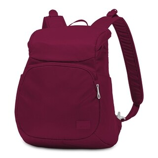 Pacsafe Citysafe CS300-Cranberry Anti-theft Backpack