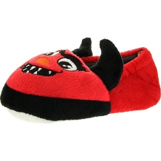 Static Kids Monster Character Comfy House Slippers