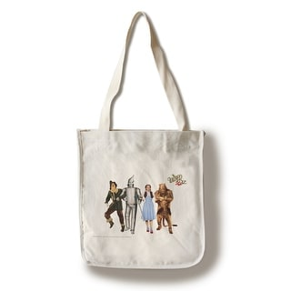 The Wizard of Oz - The Gang  (100% Cotton Tote Bag - Reusable)