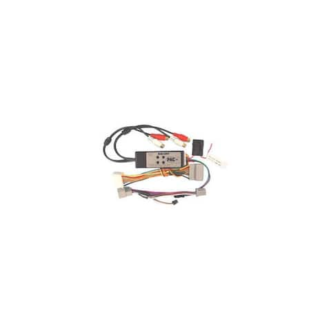 Pac aaichy auxiliary audio input with satellite or ves option - chrysler dodge jeep