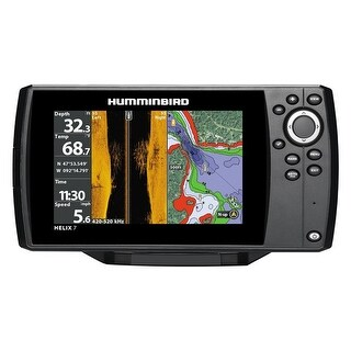 Helix 7 Chirp Si Gps G2, W/ Xdcr