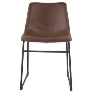 Ashley Furniture Warm Brown Finish Dining UPH Side Chair (6 Pack)
