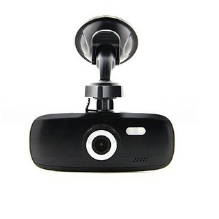 Spytec G1w 1080P Hd Car Dash Camera With Loop Recording - Includes Suction Mount