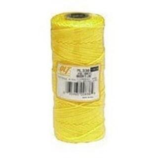 Marshalltown 628 Mason Line Braid 1000', Yellow