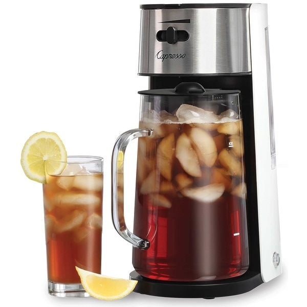 Capresso 624.02 Iced Tea Maker, 80 Oz