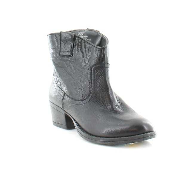 Kenneth Cole Reaction Hot Step Women's Boots Black - 6.5