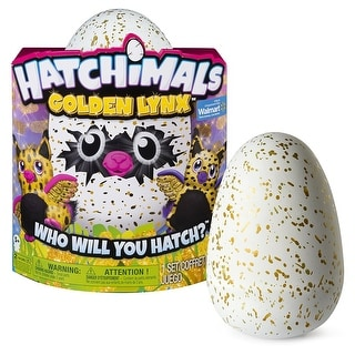 Hatchimals Golden Lynx - multi