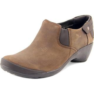 Merrell Veranda Moc Women Round Toe Leather Loafer