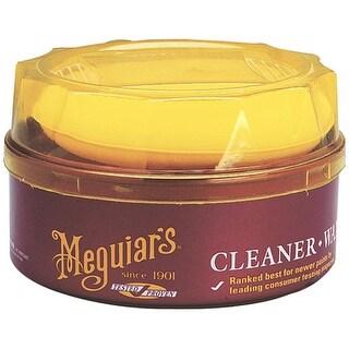 Meguiar's A1214 Paste Cleaner Wax, 11 Oz
