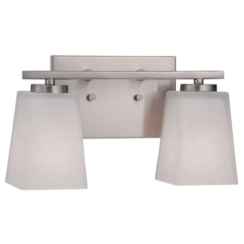 Millennium Lighting 292 Spalding 2 Light Bathroom Vanity Light
