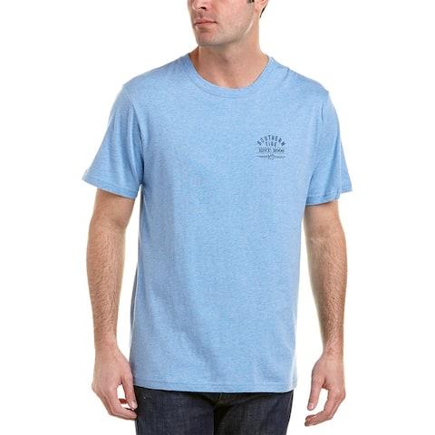 Southern Tide Bourbon Bottle T-Shirt