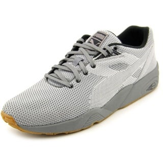 Puma R698 Knit Mesh v2 Men Round Toe Canvas Sneakers