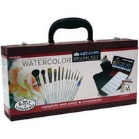 Acrylic Watercolor Painting 30Pc - Wooden Box Art Set