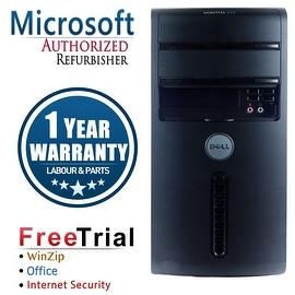 Refurbished Dell Vostro 200 Tower Intel Core 2 Duo E4500 2.2G 4G DDR2 250G DVD Win 7 Pro 64 Bits 1 Year Warranty