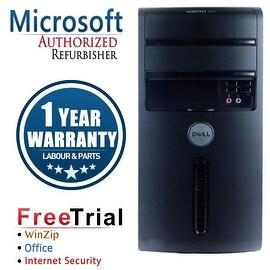 Refurbished Dell Vostro 200 Tower Intel Core 2 Duo E4500 2.2G 4G DDR2 2TB DVD Win 7 Pro 64 Bits 1 Year Warranty