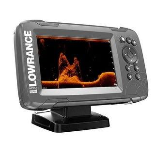 5 x 5 in. Hook2 GPS Split Shot Fishfinder with Track Plotter
