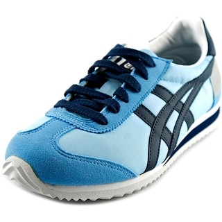 Onitsuka Tiger by Asics California 78 PS Round Toe Canvas Sneakers