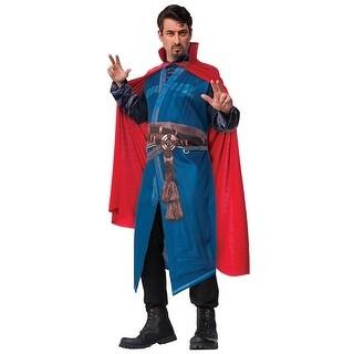Doctor Strange Cloak of Levitation Costume Cape - Red