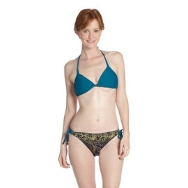 Raya Hanon Sea Green Bikini Bottom