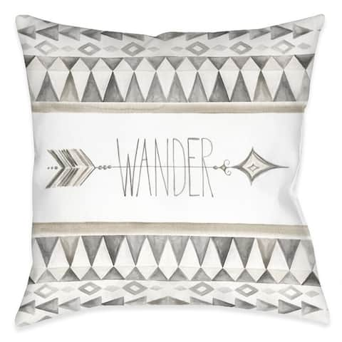 Wander Outdoor Pillow