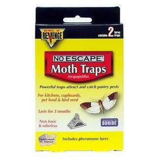 Bonide 124 pantry moth traps, Pack-2