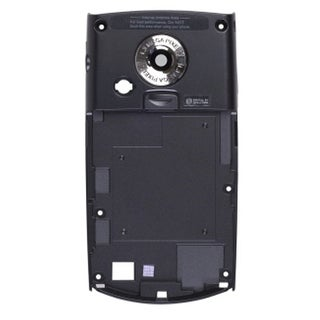 Samsung Back Housing with Silver Camera Bezel/Lens/Battery Latch for Samsung SCH