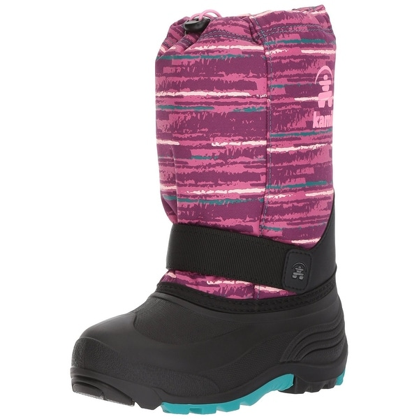 fb320591e Shop Kamik Kids' Rocket2 Snow Boot - Free Shipping On Orders Over ...