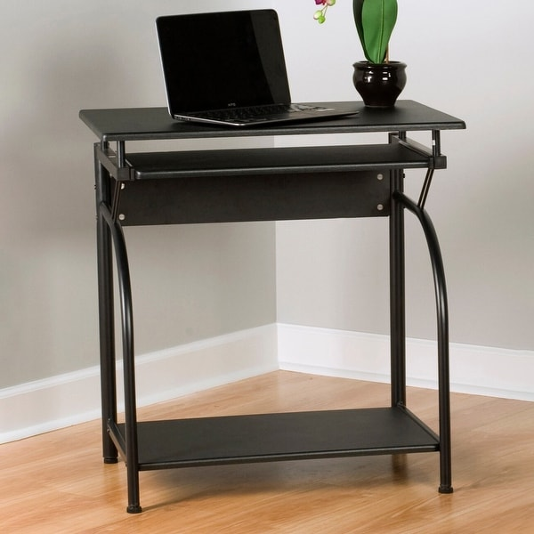 Computer Products Stanton Computer Desk with Pullout Keyboard Tray. Opens flyout.