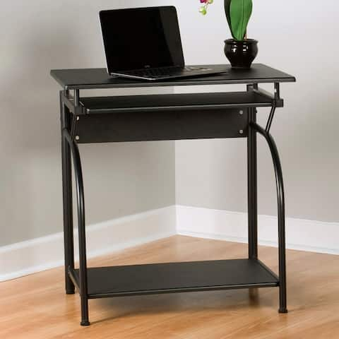 Computer Products Stanton Computer Desk with Pullout Keyboard Tray