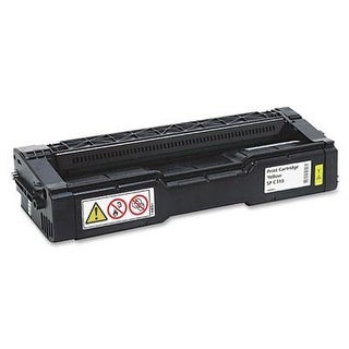 Ricoh 406478 Print Cartridge For Select Models, Yellow