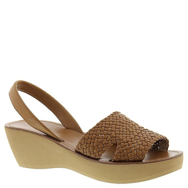 Kenneth Cole Reaction Womens fine time Open Toe Casual Platform Sandals