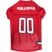 Georgia Bulldogs Pet Jersey - Medium