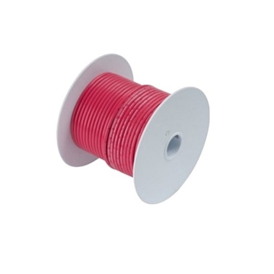 Wire, 500' #14 Tinned Copper, Red
