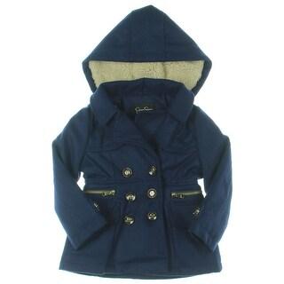 Jessica Simpson Girls Pea Coat Winter