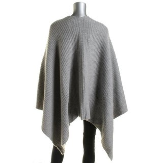 Private Label Womens Wool Knit Shawl/Wrap