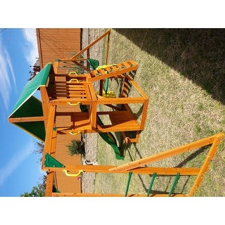 Backyard Discovery Prairie Ridge Playset