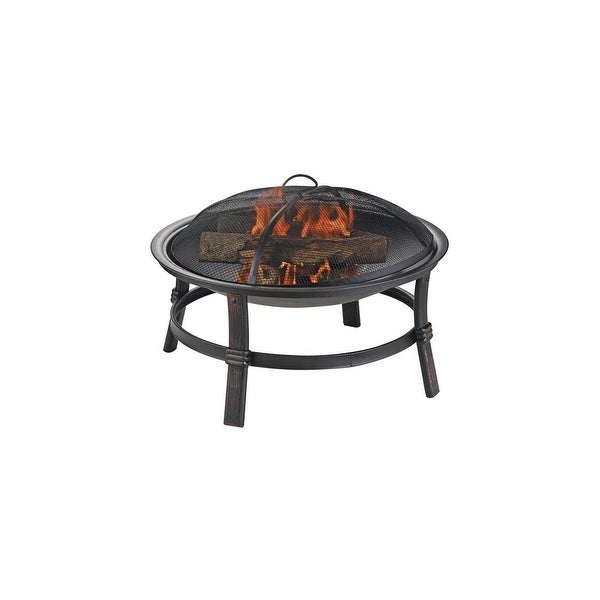 Shop Blue Rhino Endless Summer Wood Fireplace Outdoor