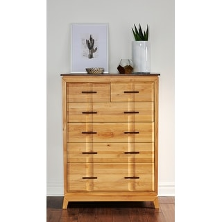 Link to Simply Solid Marsanne Solid Wood 6-drawer Chest Similar Items in Dressers & Chests