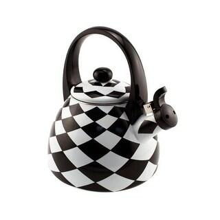 Black Diamond Whistling Tea Kettle