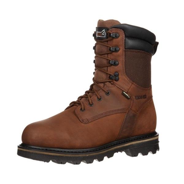 Rocky Outdoor Boots Mens CornStalker GTX Waterproof Brown