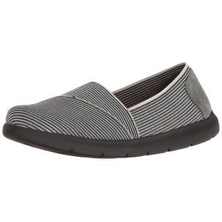 Bare Traps Womens Imani Closed Toe Slide Flats