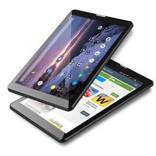 Indigi G4 Google Certified Android Pie 4G LTE GSM Unlocked TabletPC & SmartPhone, 7-inch FHD+ & 2GB RAM (Black,16GB) - Black