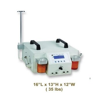 CSC Spa CBC-888 Microdermabrasion Unit 4 in 1
